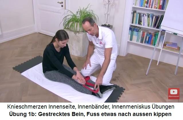 10b Heilung Von Knieschmerzen An Der Innenseite Des Knies